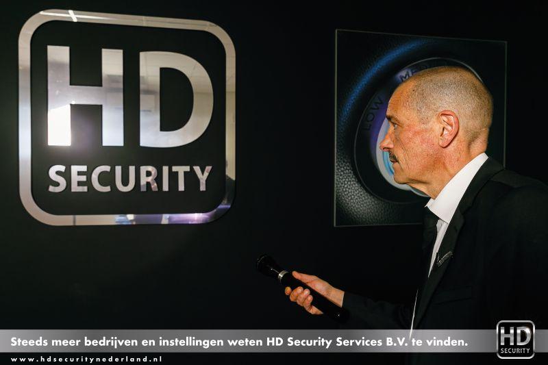 Bedrijven kiezen beveiligingsbedrijf HD Security